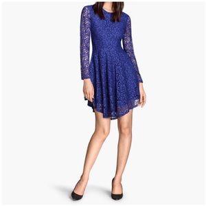 H&M floral lace dress